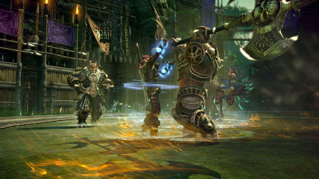 TERA ONLINE fantasy adventure game (102) wallpaper
