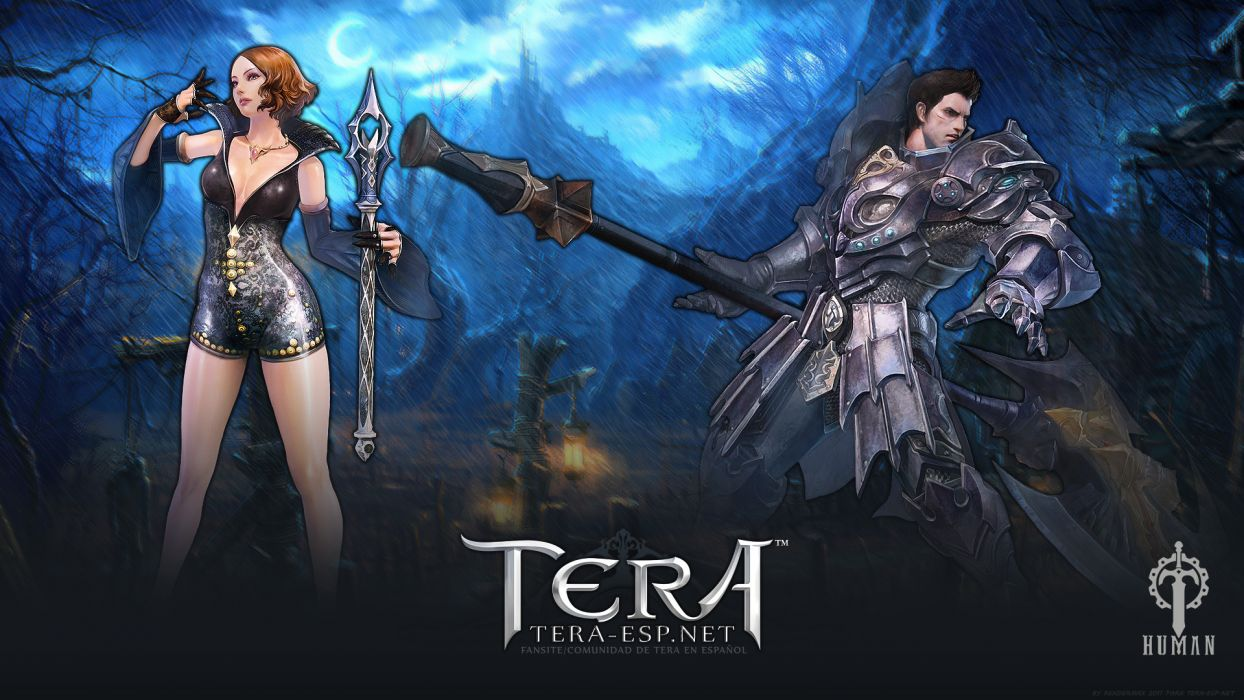 TERA ONLINE fantasy adventure game (104) wallpaper