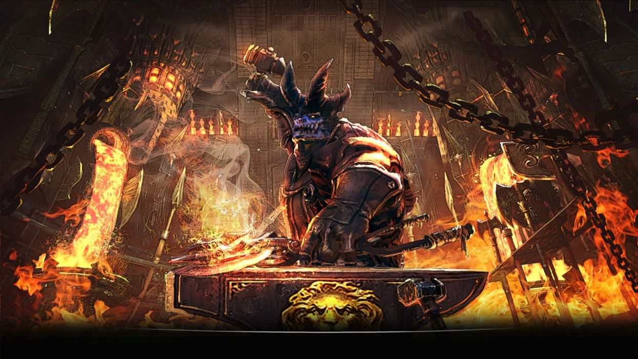 TERA ONLINE fantasy adventure game (106) wallpaper