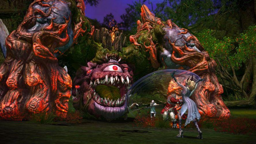 TERA ONLINE fantasy adventure game (109) wallpaper