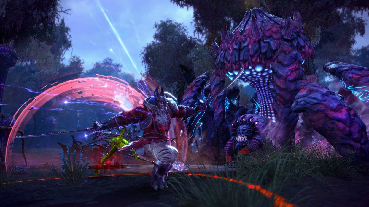 TERA ONLINE fantasy adventure game (112) wallpaper