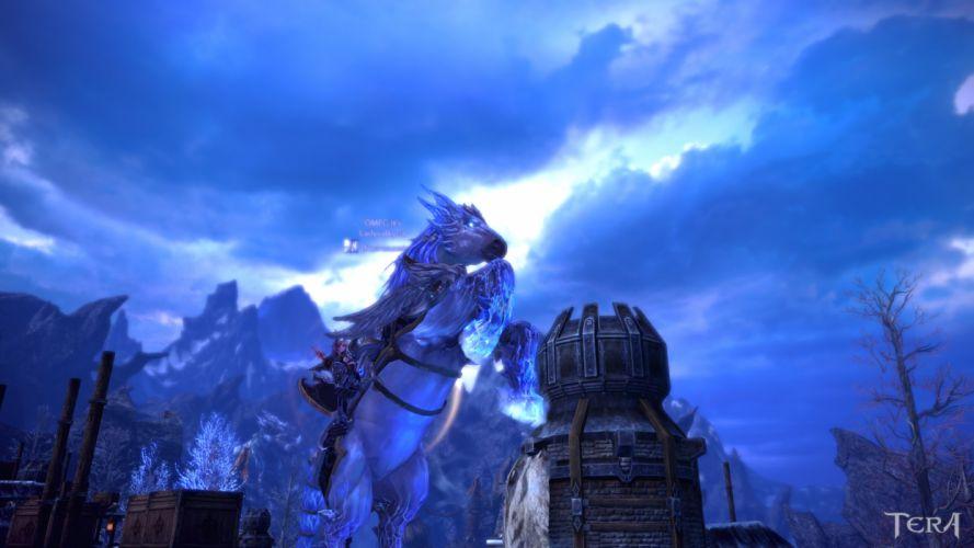 TERA ONLINE fantasy adventure game (114) wallpaper