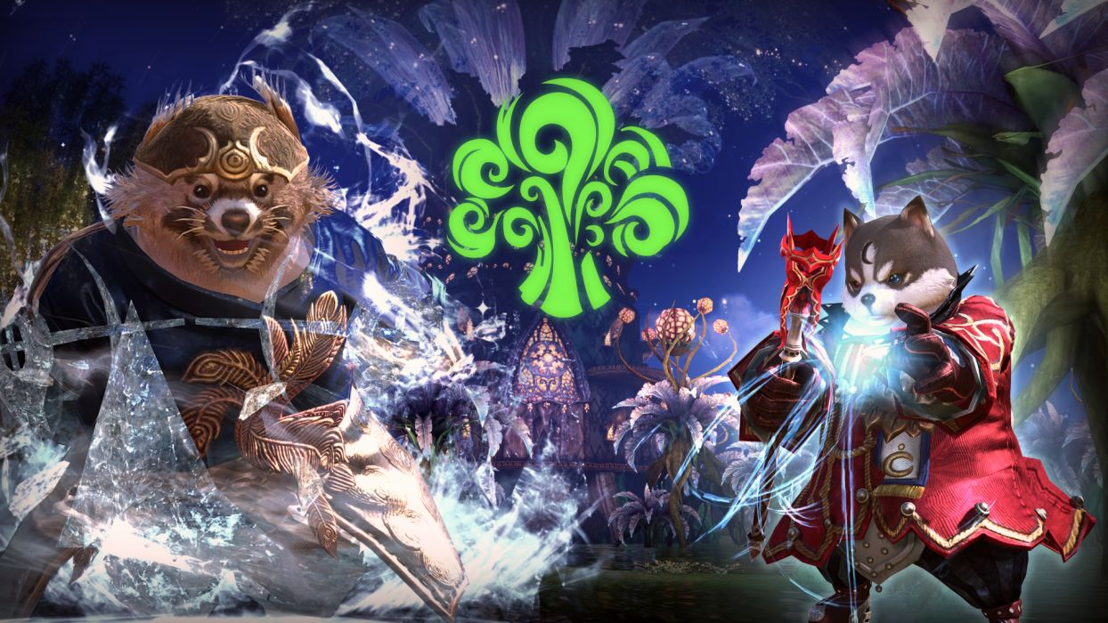 TERA ONLINE fantasy adventure game (113) wallpaper