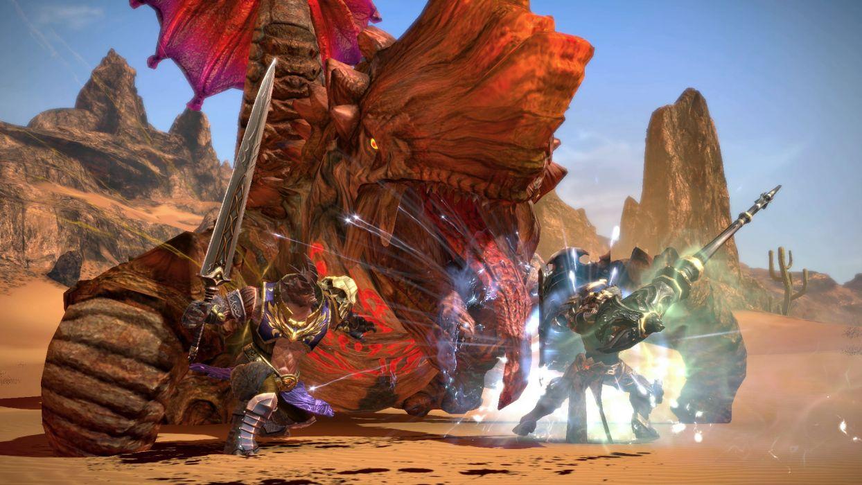 TERA ONLINE fantasy adventure game (116) wallpaper