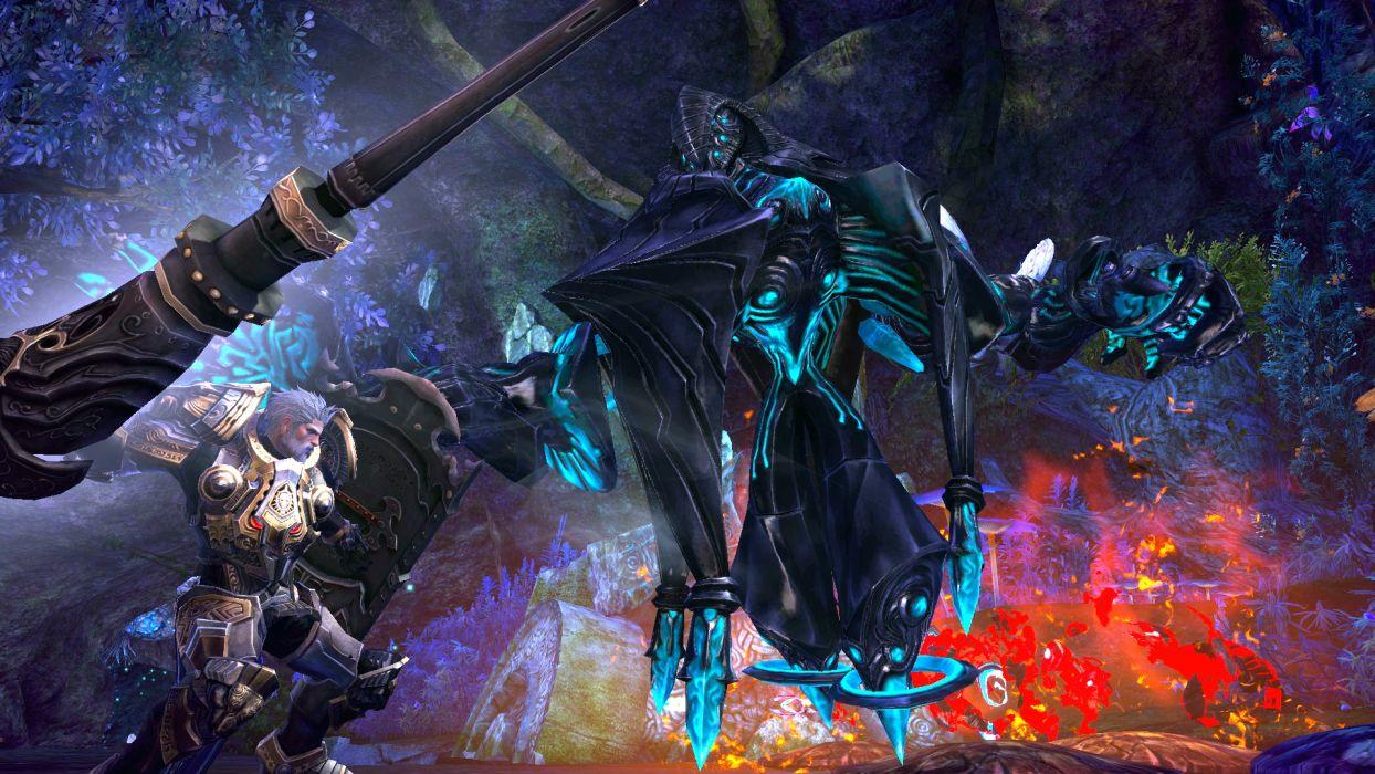 TERA ONLINE fantasy adventure game (119) wallpaper