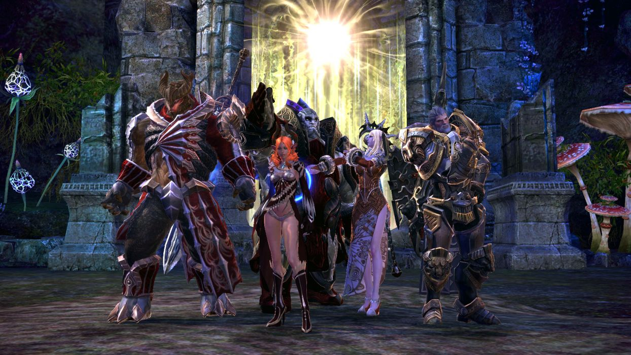TERA ONLINE fantasy adventure game (122) wallpaper