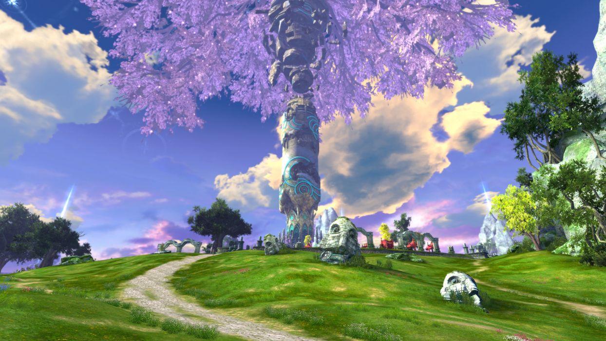 TERA ONLINE fantasy adventure game (123) wallpaper