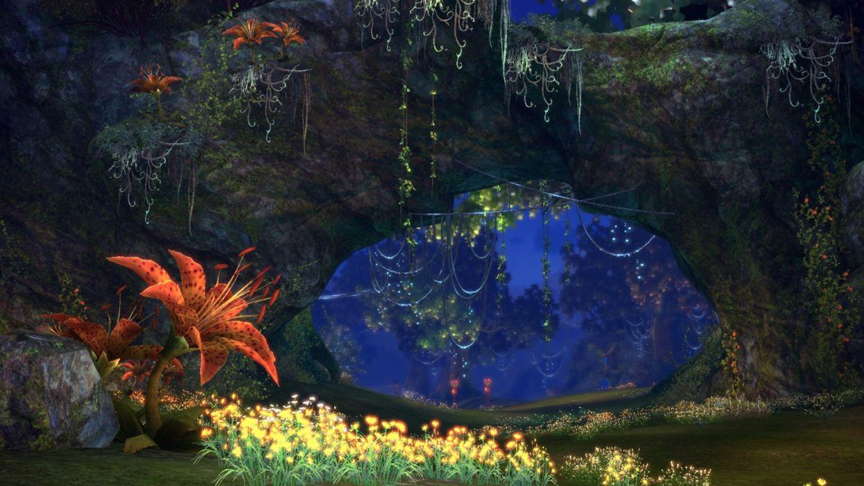 TERA ONLINE fantasy adventure game (125) wallpaper
