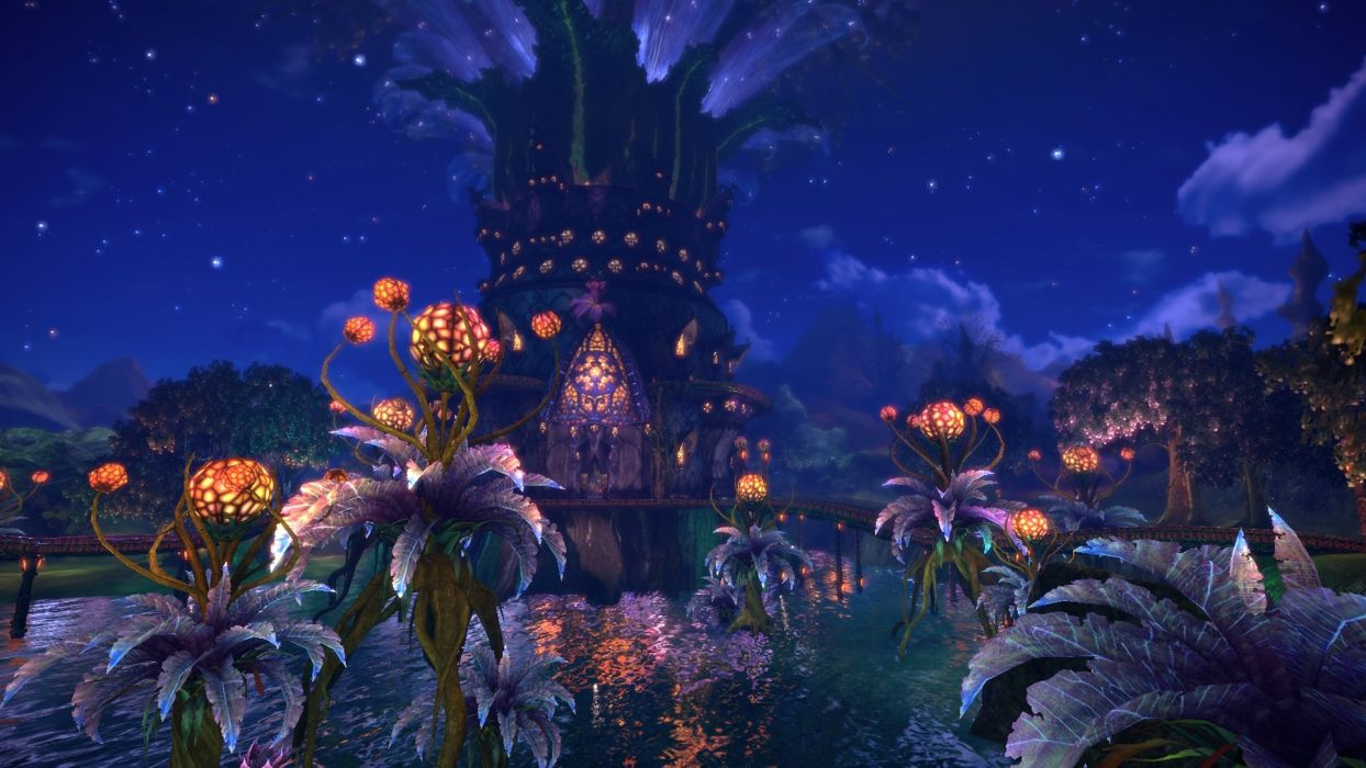 TERA ONLINE fantasy adventure game (127) wallpaper