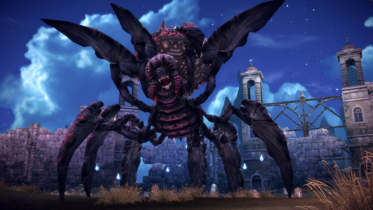 TERA ONLINE fantasy adventure game (131) wallpaper