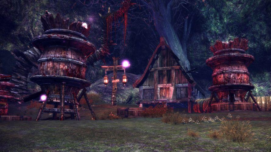TERA ONLINE fantasy adventure game (136) wallpaper