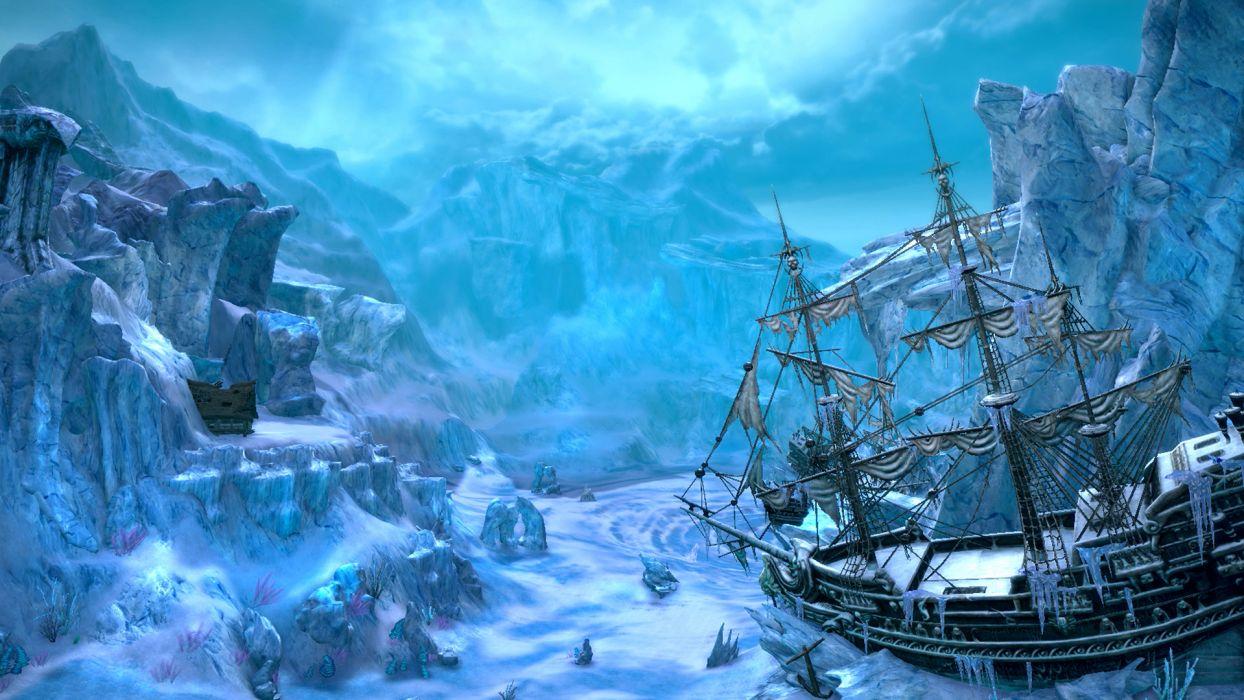 TERA ONLINE fantasy adventure game (142) wallpaper