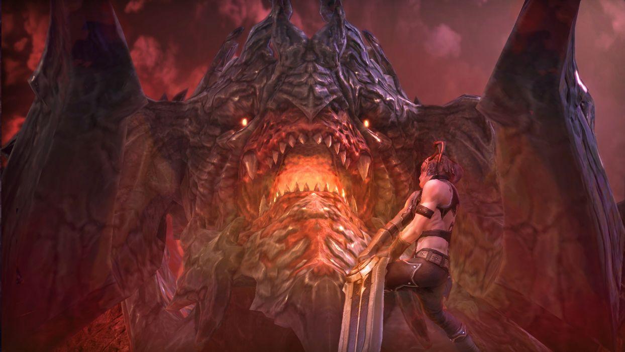 TERA ONLINE fantasy adventure game (146) wallpaper