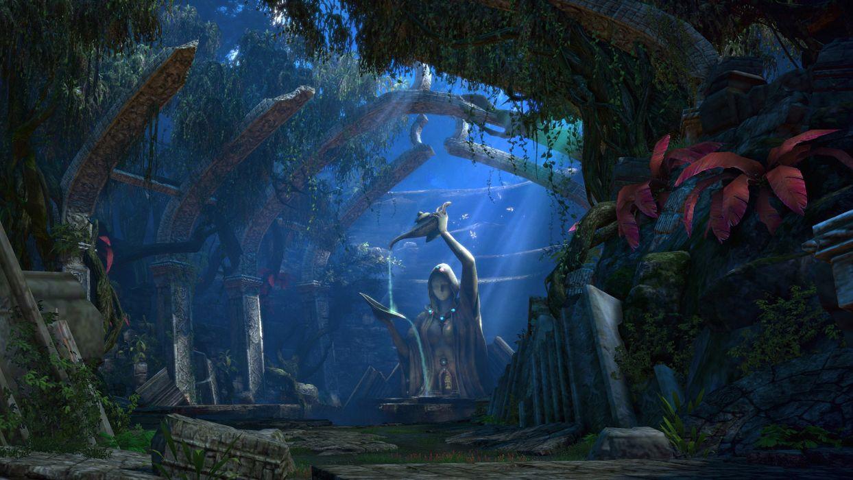 TERA ONLINE fantasy adventure game (144) wallpaper