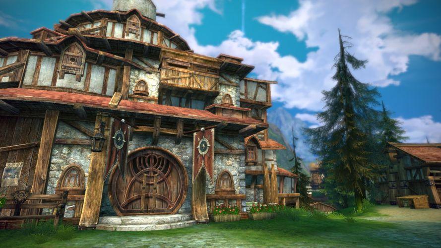 TERA ONLINE fantasy adventure game (155) wallpaper