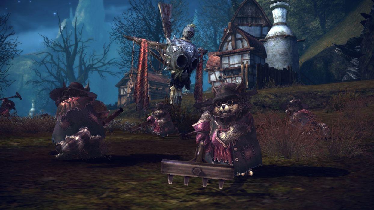TERA ONLINE fantasy adventure game (156) wallpaper