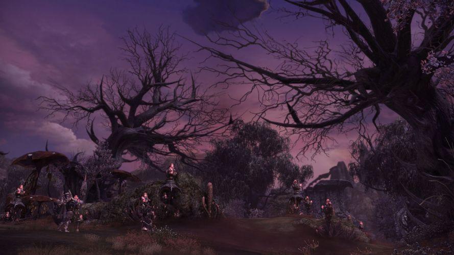 TERA ONLINE fantasy adventure game (158) wallpaper