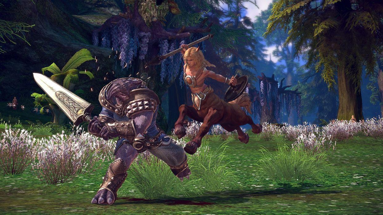 TERA ONLINE fantasy adventure game (157) wallpaper