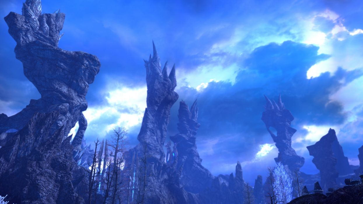 TERA ONLINE fantasy adventure game (161) wallpaper