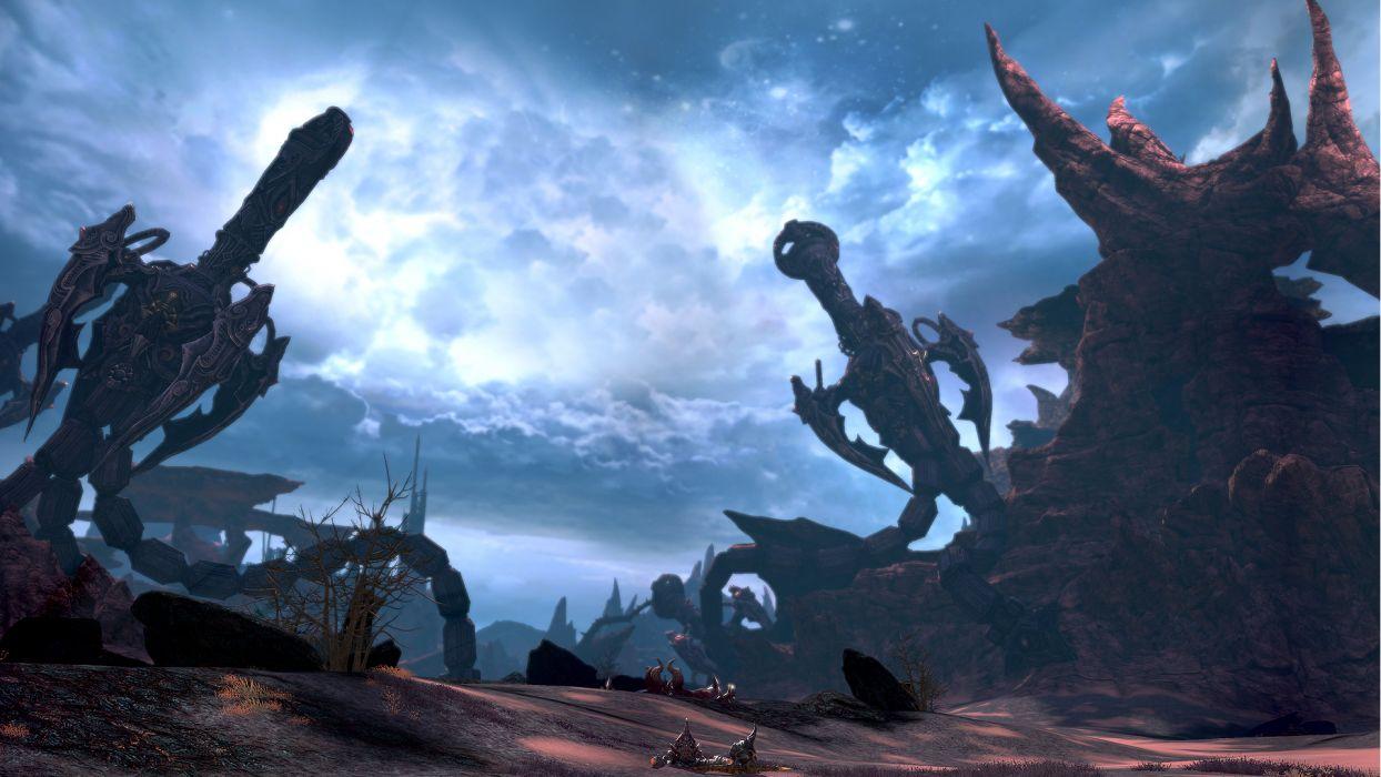 TERA ONLINE fantasy adventure game (162) wallpaper