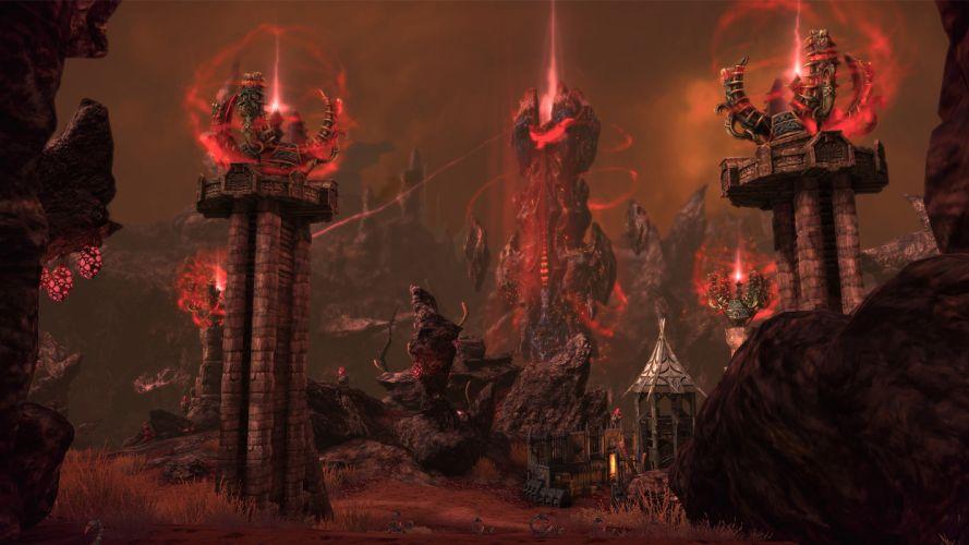 TERA ONLINE fantasy adventure game (165) wallpaper