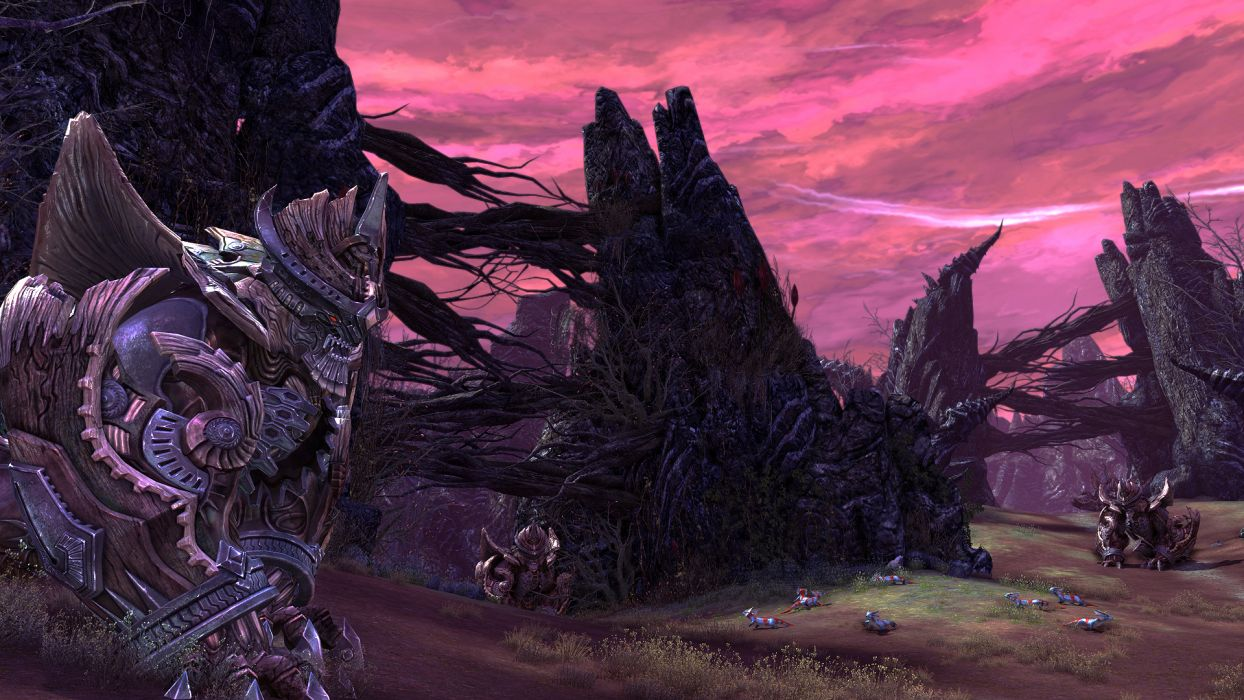 TERA ONLINE fantasy adventure game (171) wallpaper