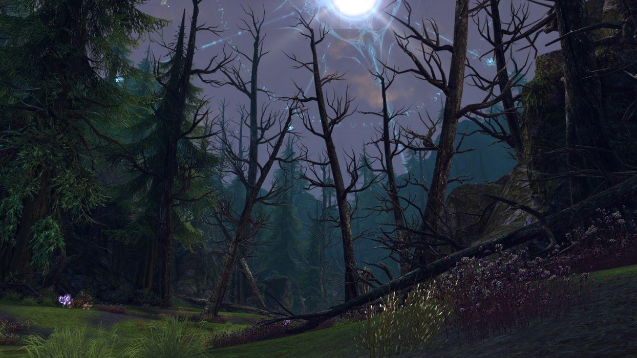 TERA ONLINE fantasy adventure game (174) wallpaper