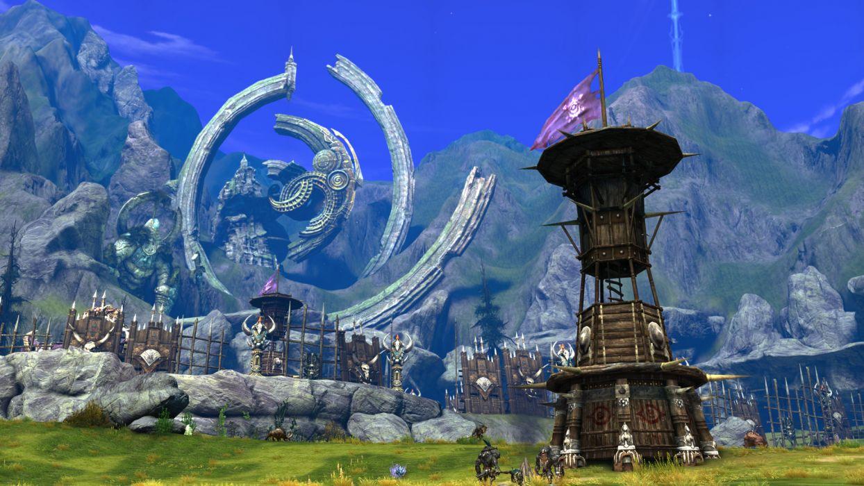 TERA ONLINE fantasy adventure game (175) wallpaper