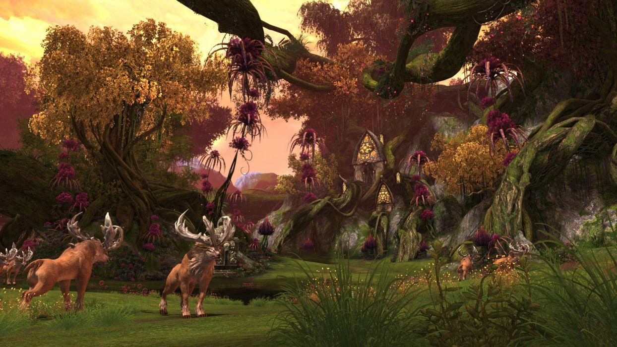 TERA ONLINE fantasy adventure game (182) wallpaper