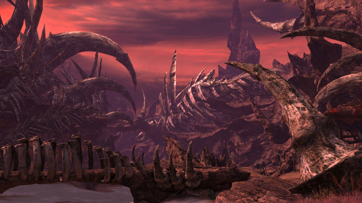 TERA ONLINE fantasy adventure game (184) wallpaper