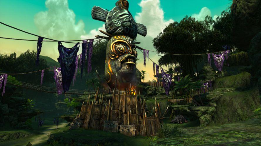 TERA ONLINE fantasy adventure game (185) wallpaper