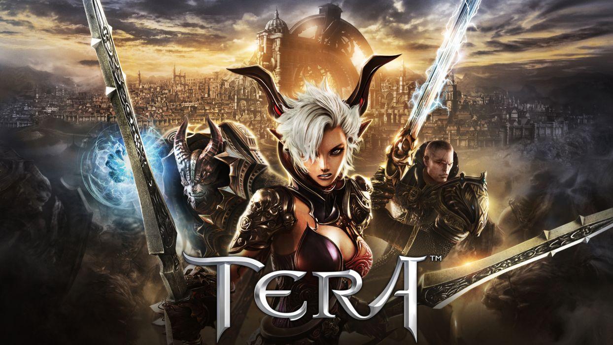 TERA ONLINE fantasy adventure game (188) wallpaper
