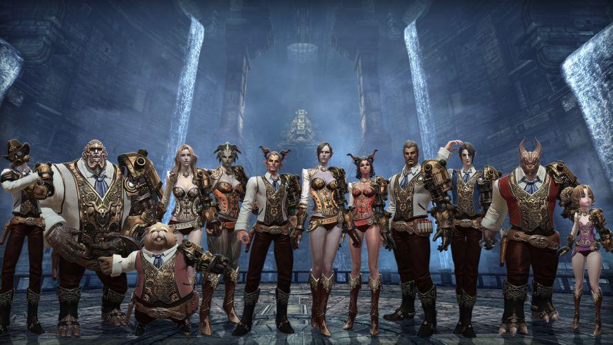 TERA ONLINE fantasy adventure game (191) wallpaper