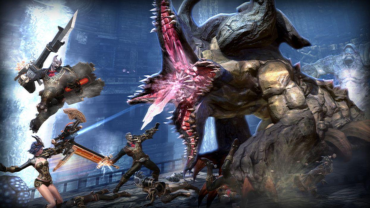 TERA ONLINE fantasy adventure game (192) wallpaper