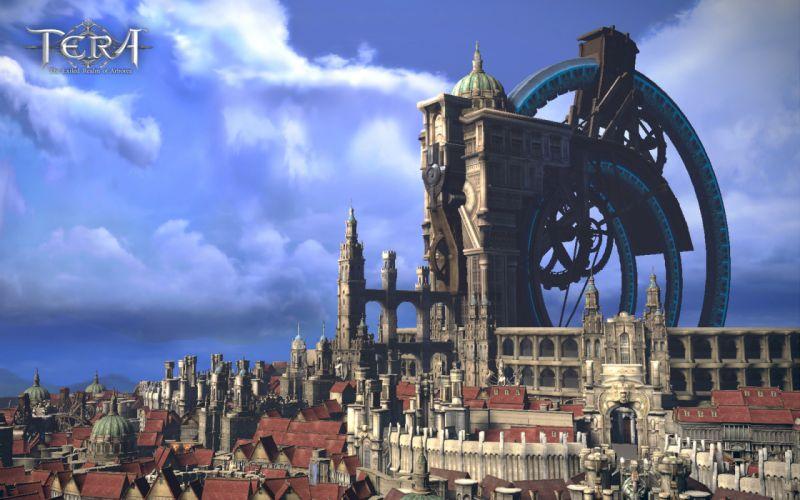 TERA ONLINE fantasy adventure game (197) wallpaper