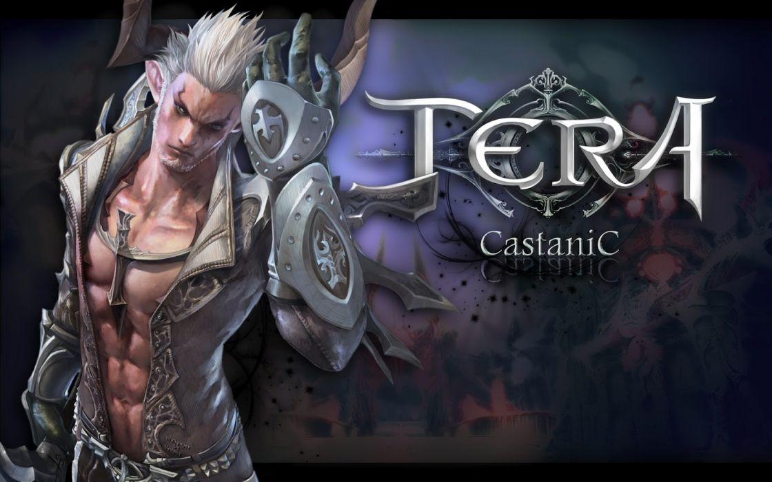 TERA ONLINE fantasy adventure game (201) wallpaper