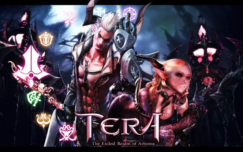 TERA ONLINE fantasy adventure game (203) wallpaper