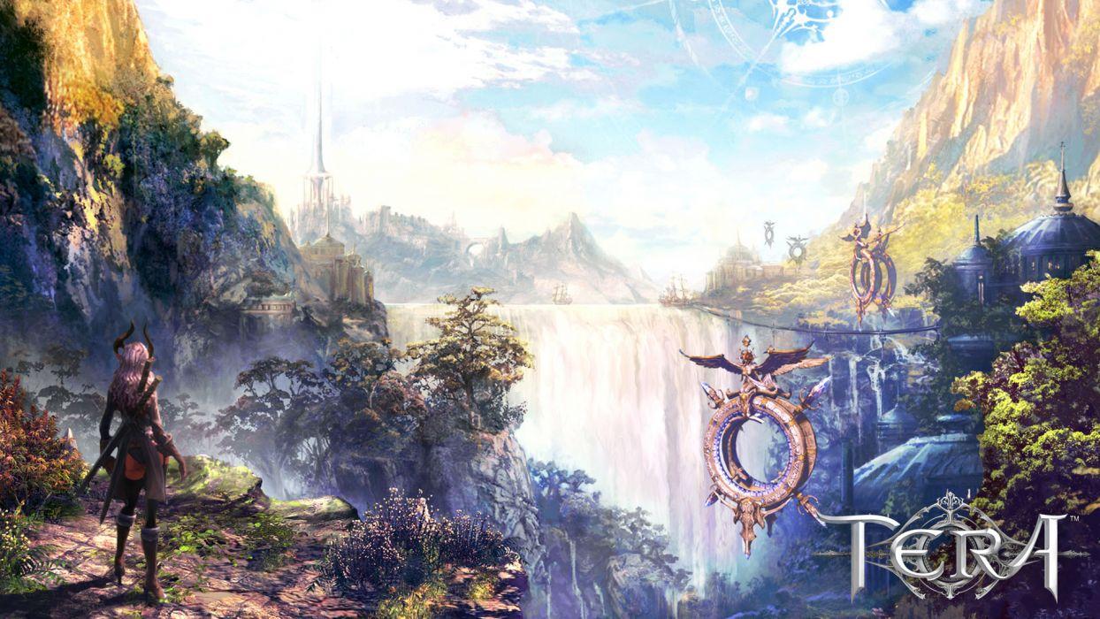 TERA ONLINE fantasy adventure game (207) wallpaper