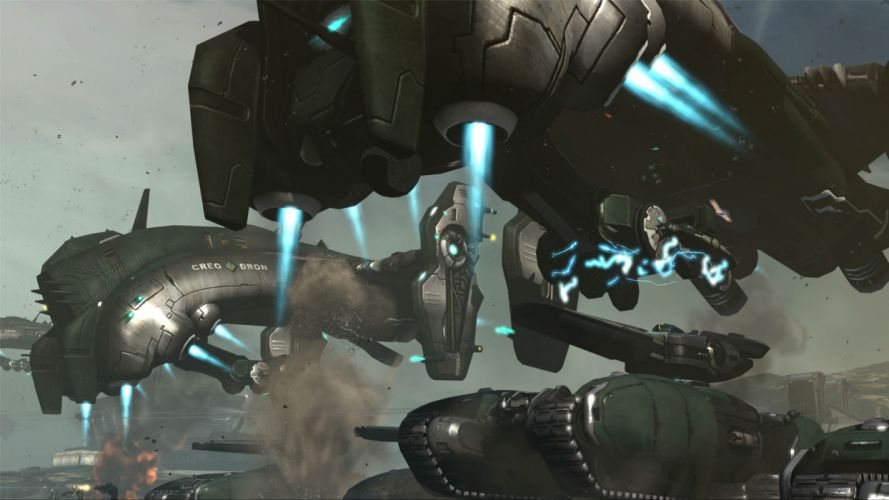 DUST 514 sci-fi action warrior eve weapon (18) wallpaper