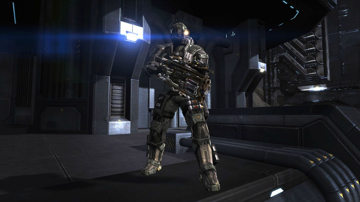 DUST 514 sci-fi action warrior eve weapon (32) wallpaper
