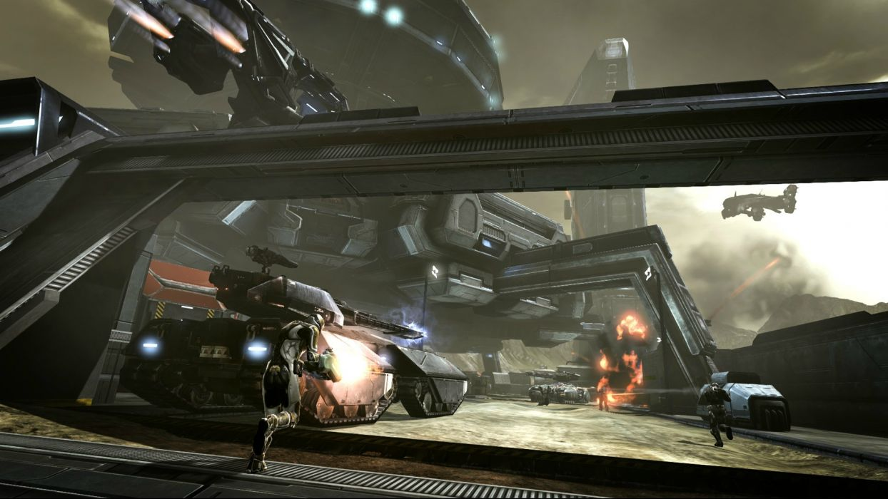 DUST 514 sci-fi action warrior eve weapon (34) wallpaper