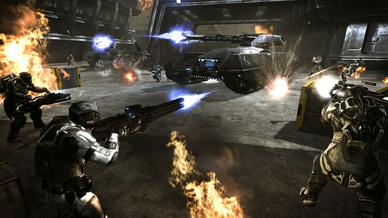 DUST 514 sci-fi action warrior eve weapon (42) wallpaper