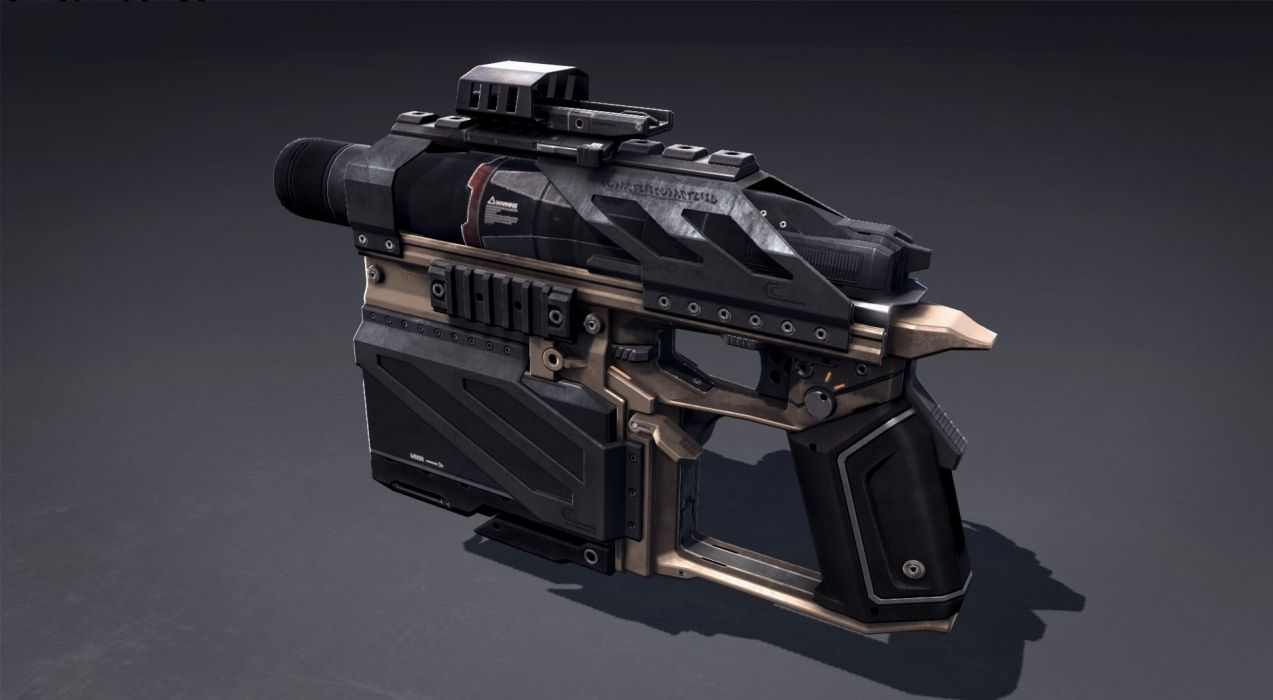 DUST 514 sci-fi action warrior eve weapon (43) wallpaper