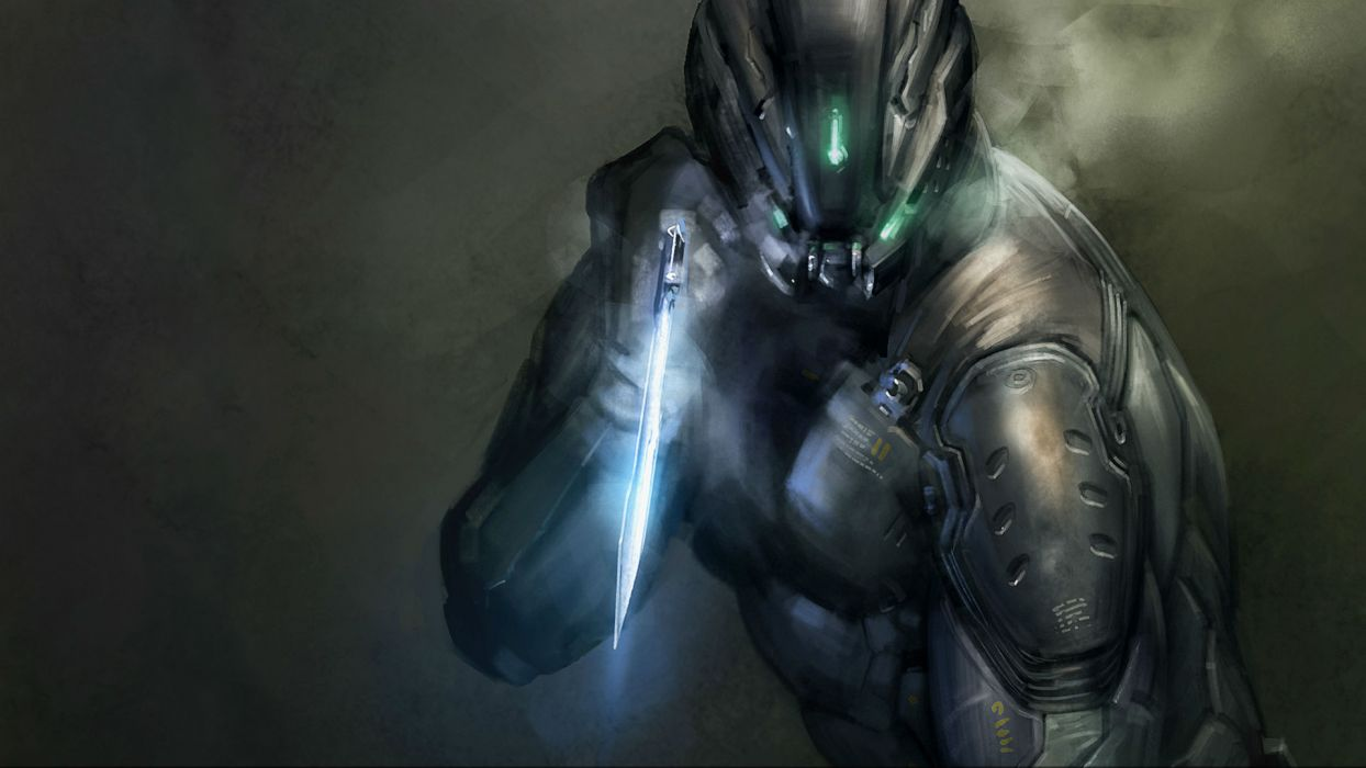 DUST 514 sci-fi action warrior eve weapon (45) wallpaper