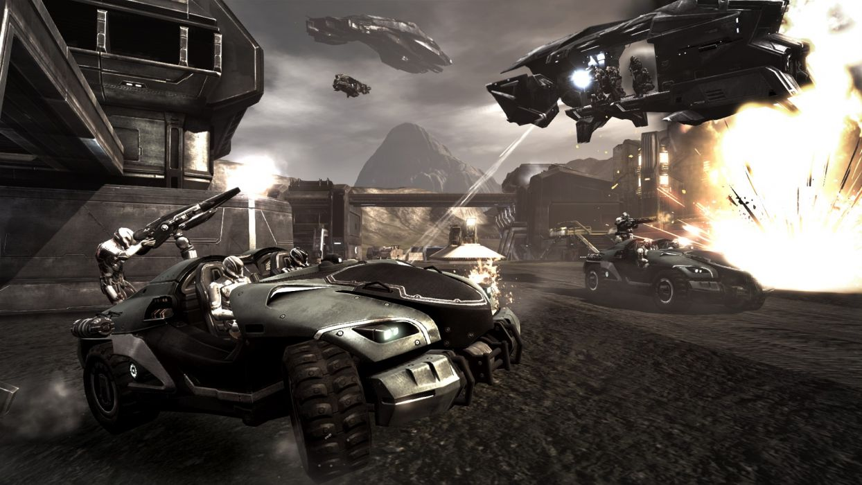 DUST 514 sci-fi action warrior eve weapon (54) wallpaper