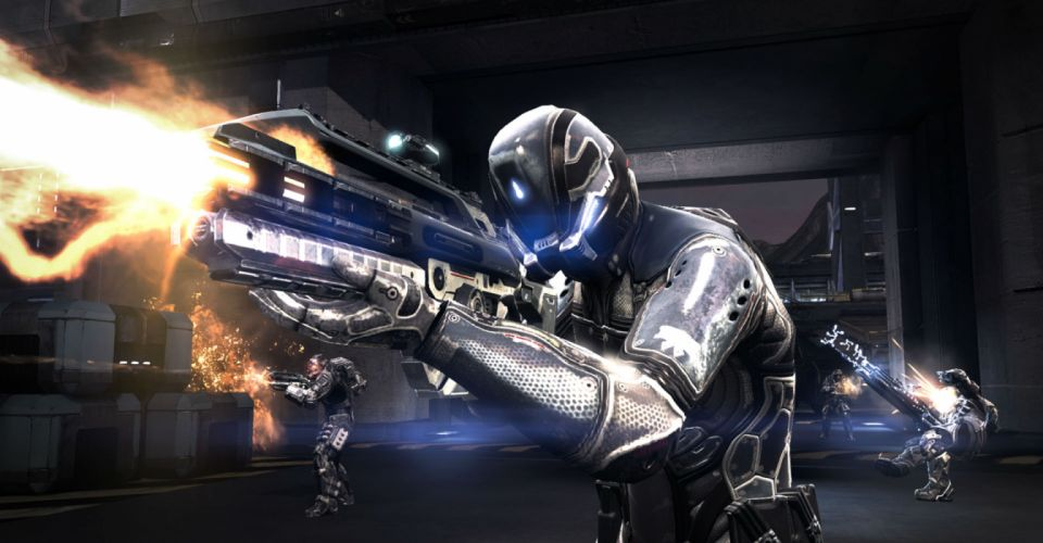 DUST 514 sci-fi action warrior eve weapon (65) wallpaper