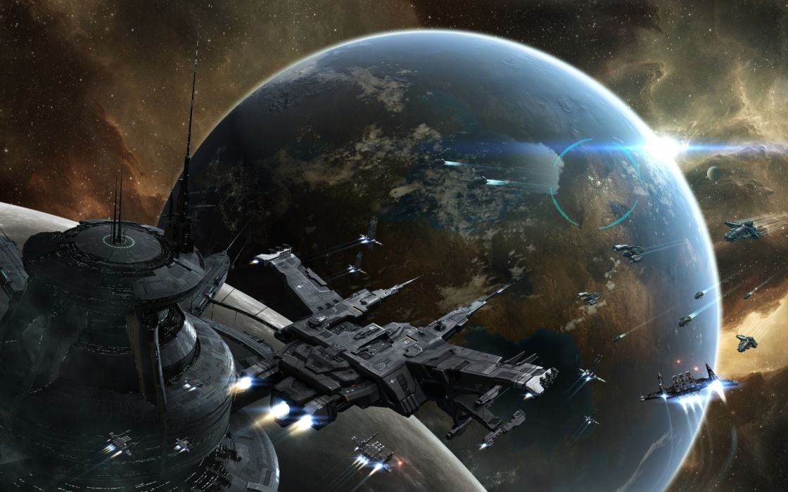 DUST 514 sci-fi action warrior eve weapon (80) wallpaper