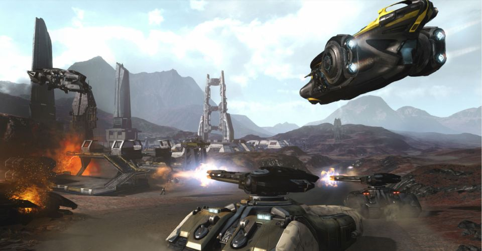 DUST 514 sci-fi action warrior eve weapon (83) wallpaper