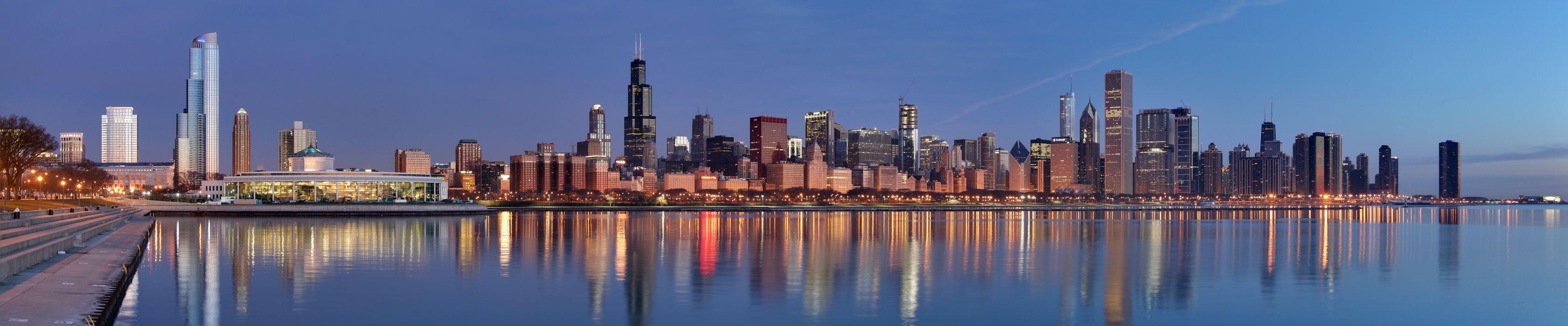Chicago   d wallpaper