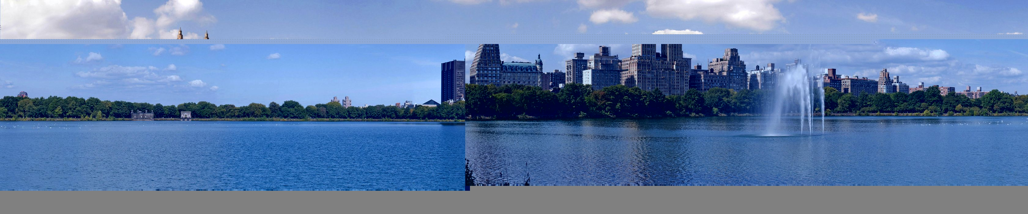 New York Central Park lake      f wallpaper